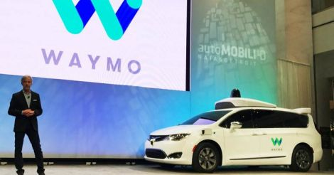 AUTOS-AUTONOMOUS-BMW, Alphabet's Waymo to launch robotaxis with no human in driver's seat