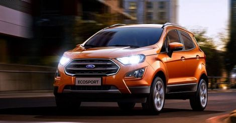 The new EcoSport comes with a new face and a new heart
