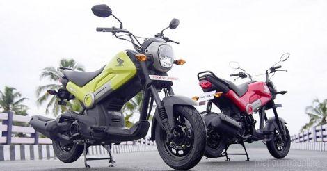 Honda Navi: fun, frolic and color riot