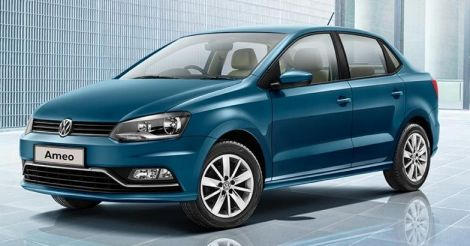 Volkswagen Ameo - affordable luxury on wheels