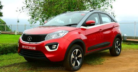 Stylish and compact, Tata Nexon packs a punch