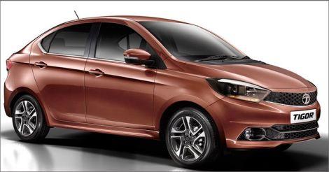 Automatic petrol variants boost Tigor's comfort & convenience factors
