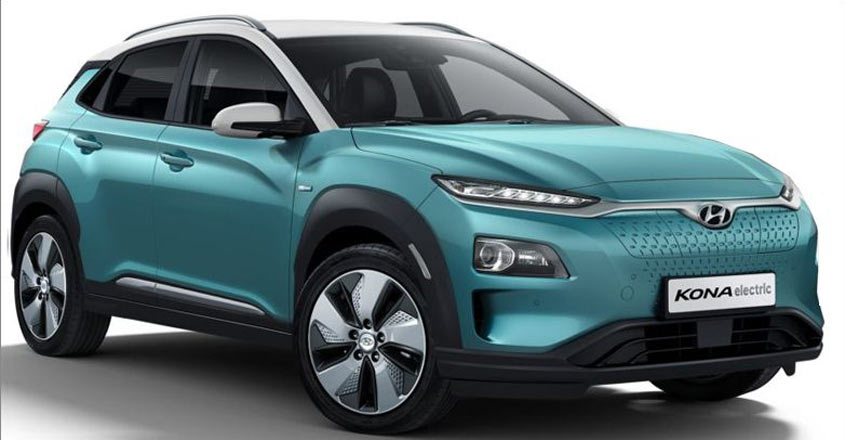 Coming soon, an electric SUV from Hyundai