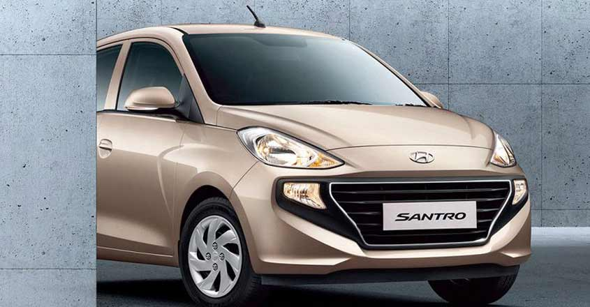 Santro 2.0 test drive: Reliving the magic