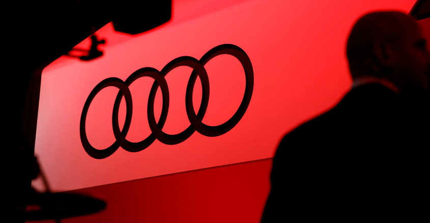 German prosecutors fine Audi 800mn euros for diesel violations