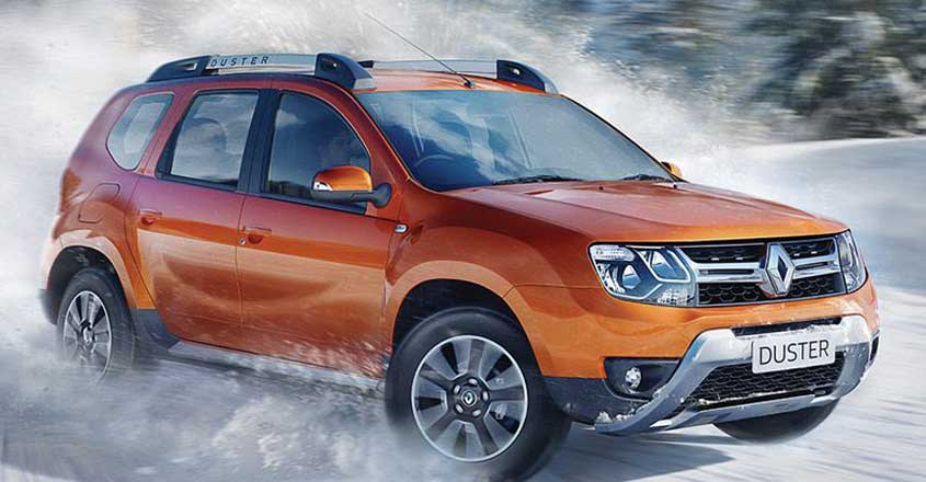 Renault Duster with CVT make inroads into petrol market