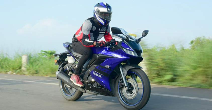 Test drive: R15, the pocket rocket from Yamaha