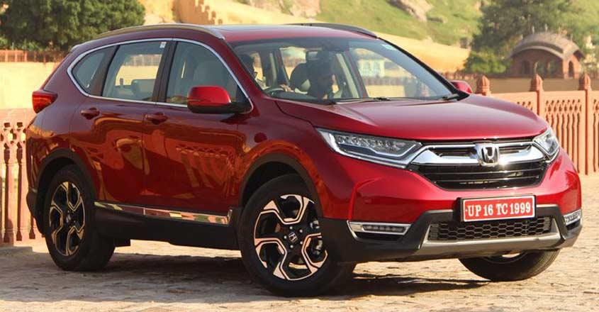 Finally, a Honda CR-V diesel
