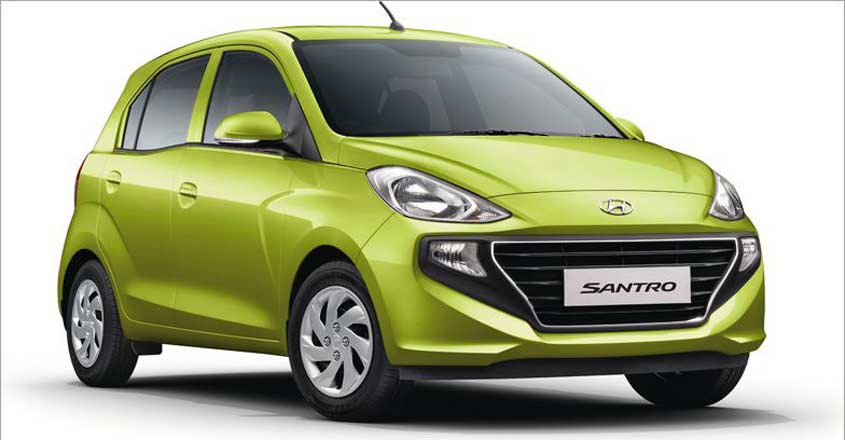 With 29,000 bookings in just 22 days, new Santro is a super hit