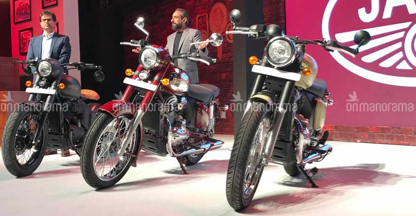 Mahindra to launch Jawa today to take on Royal Enfield | Watch Live