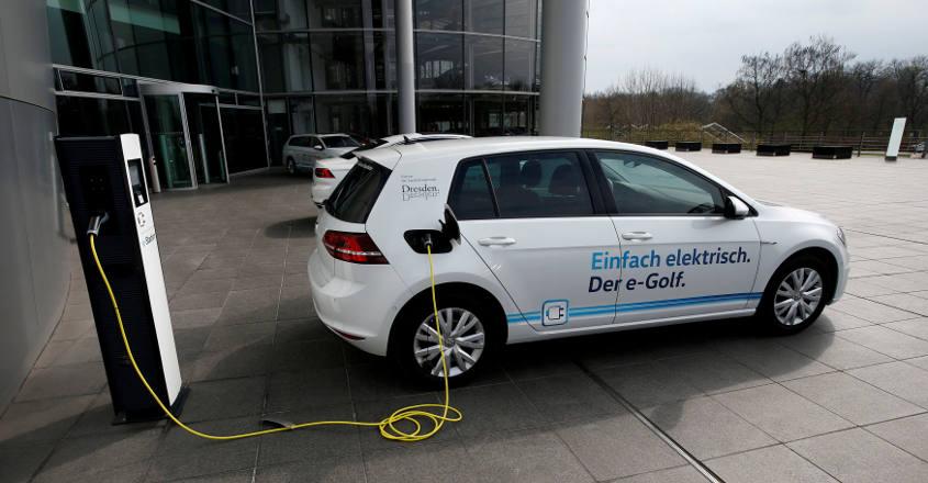 Volkswagen embarks on $50 billion electrification plan