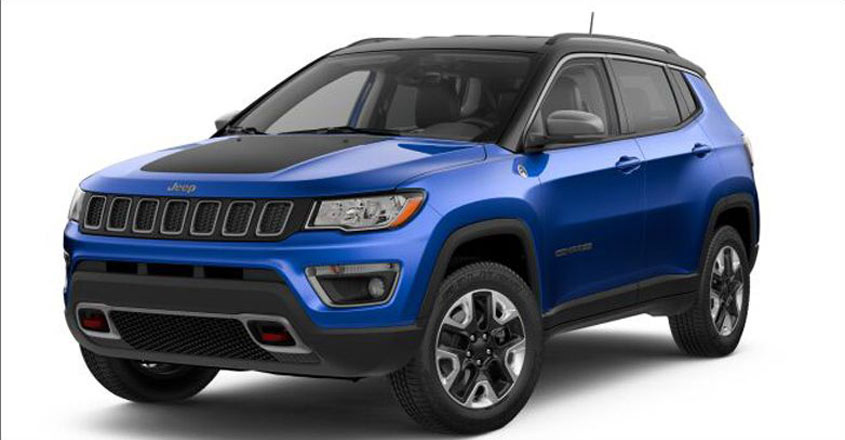 Coming soon: Jeep Compass Trailhawk, to target off-road enthusiasts