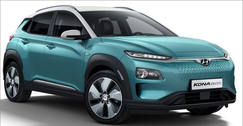 Hyundai to launch electric SUV 'Kona' in July