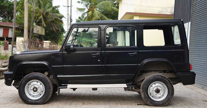 Have a Gorkha and Rs 5 lakh? You can drive home a G-Class
