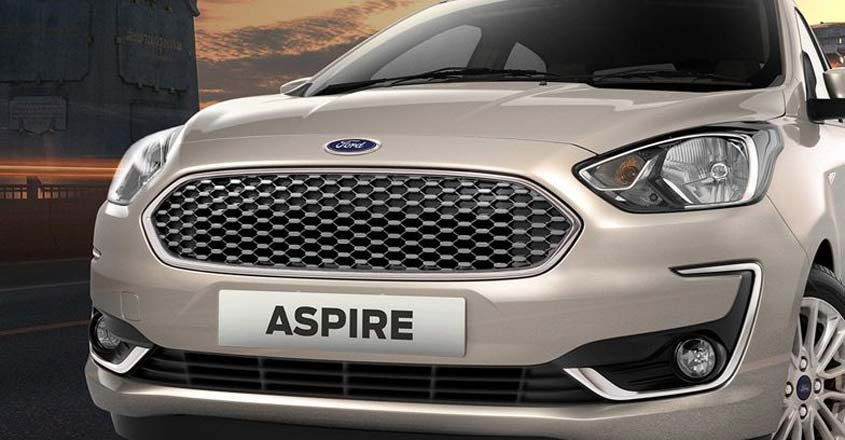 New Aspire packs more features, luxury and better mileage