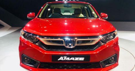 Honda drives in new Amaze