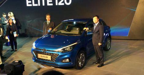 Hyundai launches new Elite i20 at Rs 5.34 lakh