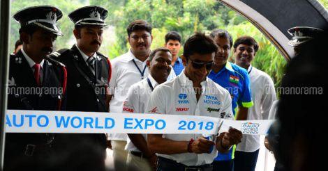 Malayala Manorama Auto World Expo 2018 begins in Kochi