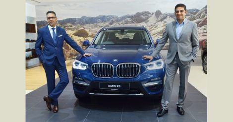 BMW launches all-new X3 priced up to Rs 56.7 lakh