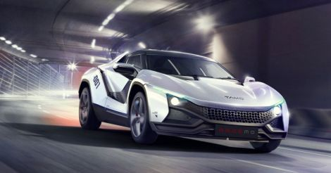Tata Motors shelves sports car project RaceMo