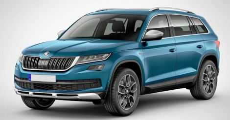 Skoda Kodiaq: This beast is meant to pamper you