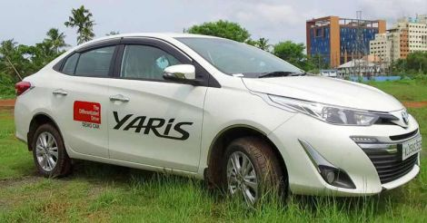 Yes, Yaris is the car they talked about | Video