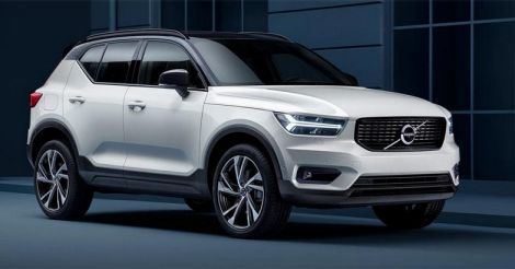 Volvo Cars commence bookings for XC40 in India