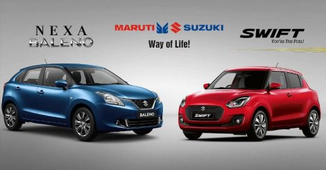 Maruti Suzuki to check 52,686 new Swift, Baleno cars for faulty part