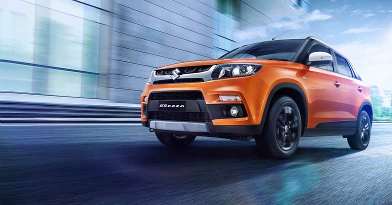 Maruti Suzuki launches petrol version of Vitara Brezza