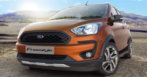 Ford unleashes its creative energies in Freestyle