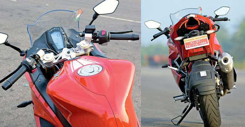 TVS Apache 310 RR: Out to conquer the world