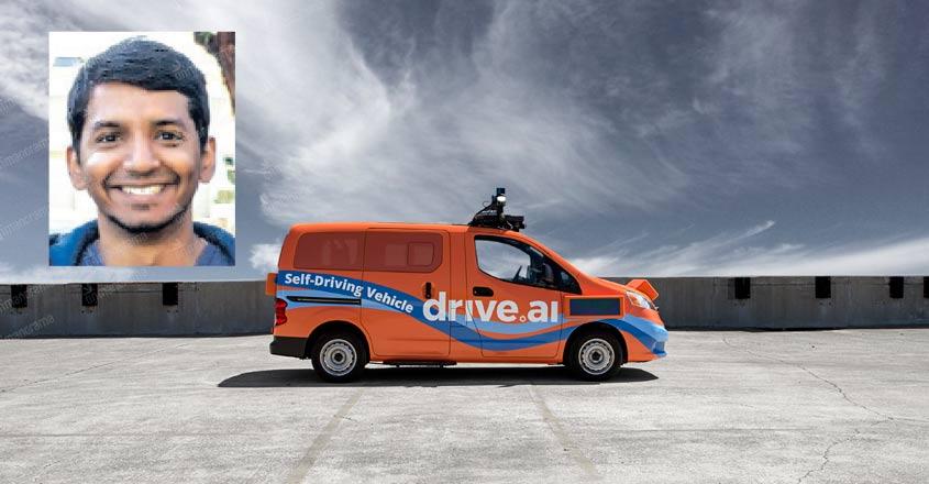 The Keralite brain behind driverless cars