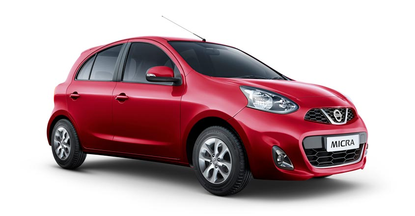 Nissan India launches new sporty Micra