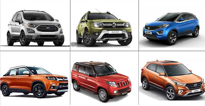 Vitara Brezza or Tata Nexon? Here's a handy guide to the mini SUV world