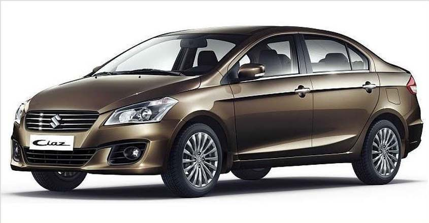Maruti to open bookings for new Ciaz from today