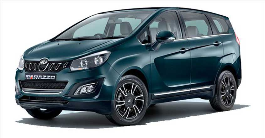 Mahindra launches 'Marazzo' to take on 'Innova Crysta'