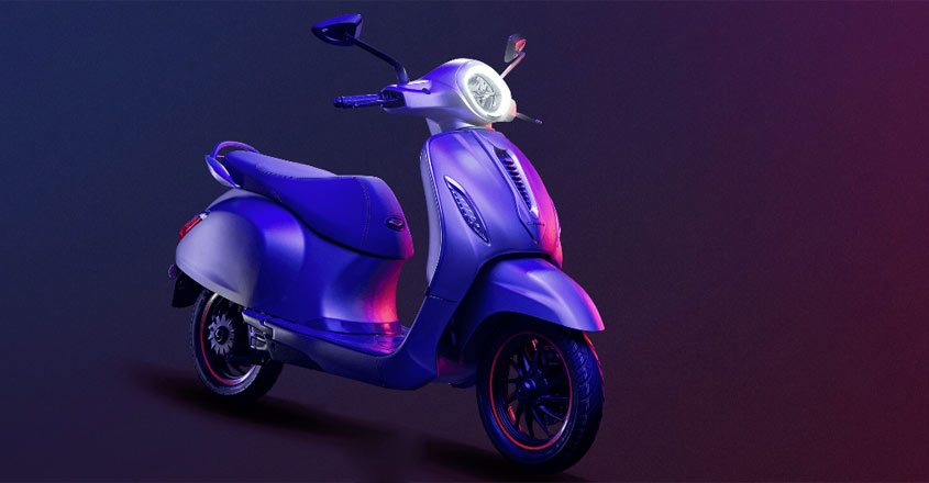 Bajaj Auto launches Chetak electric scooter; bookings start from Jan 15