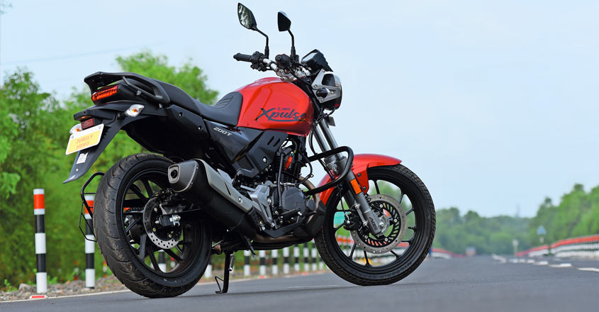Hero XPulse 200T test drive: A tourer that is affordable