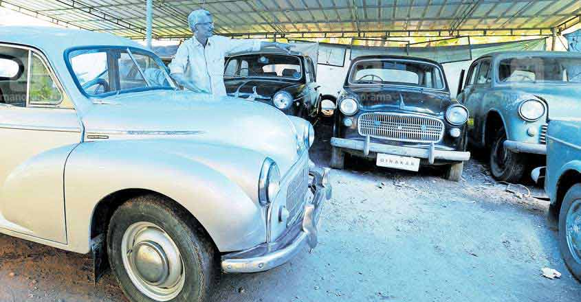 Of a Morris Minor, its Sunday outings and the love for vintage cars
