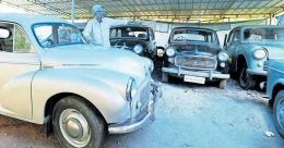 Vintage car owners pay a heavy price for re-registration under new rule