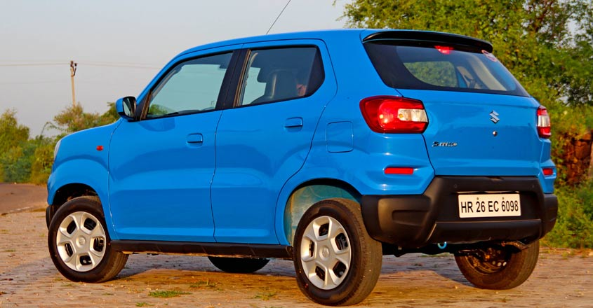 Maruti S-Presso test drive: sporty and inspiring performance