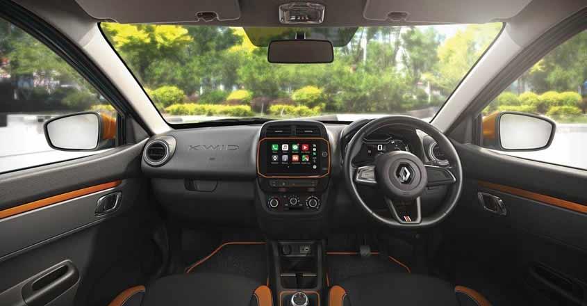 Renault unveils updated Kwid with SUV like looks