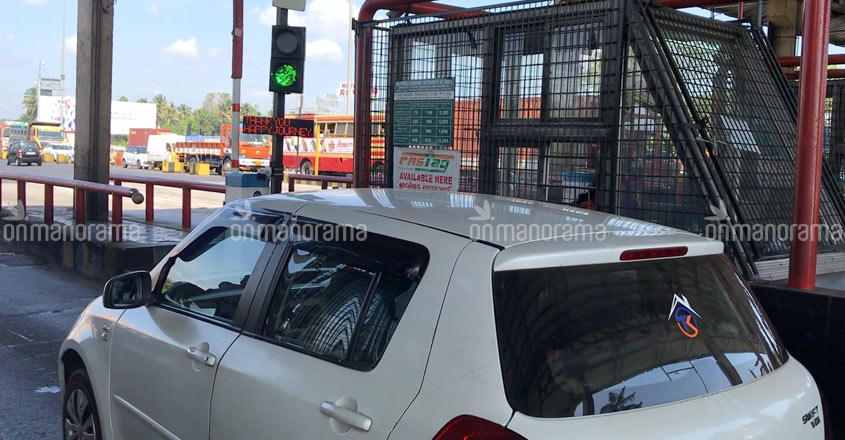 Mandatory FASTag rule relaxed for 65 high cash transaction toll plazas