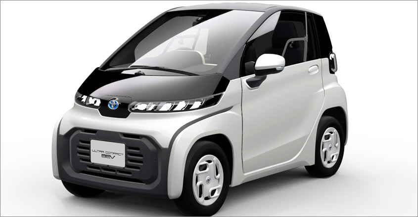 Toyota to launch ultra-compact electric car in 2020