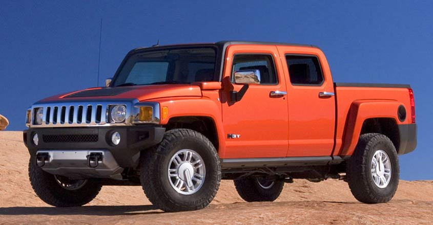GM to revive Hummer brand with electric pickups, SUVs
