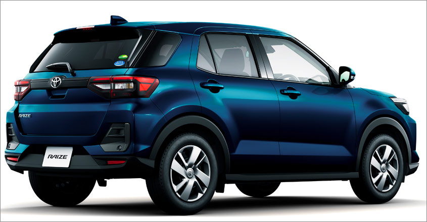 Toyota Raize small SUV unveiled in Japan, will it come to India?