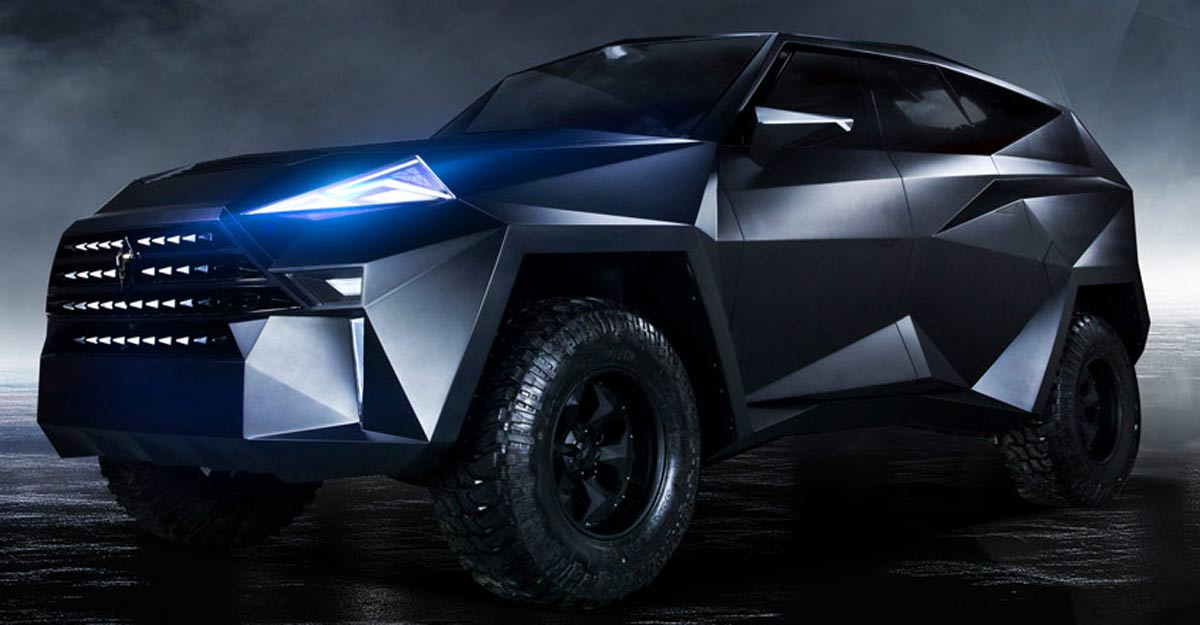 Why Karlmann King is the world's most expensive SUV