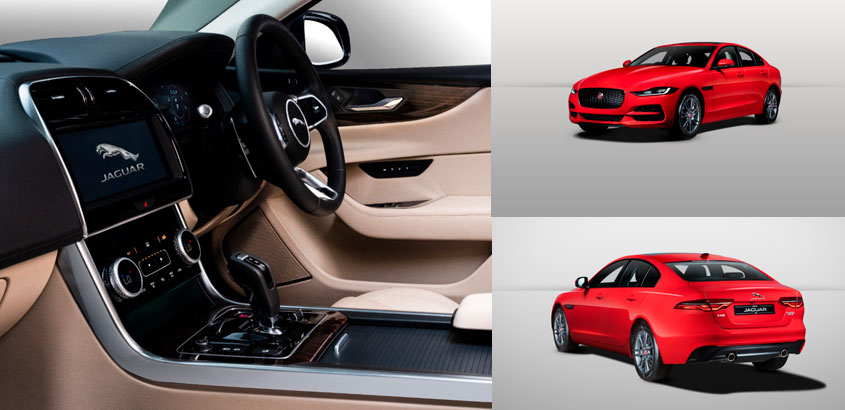 New Jaguar XE launched, price starts at Rs 44.98 lakh