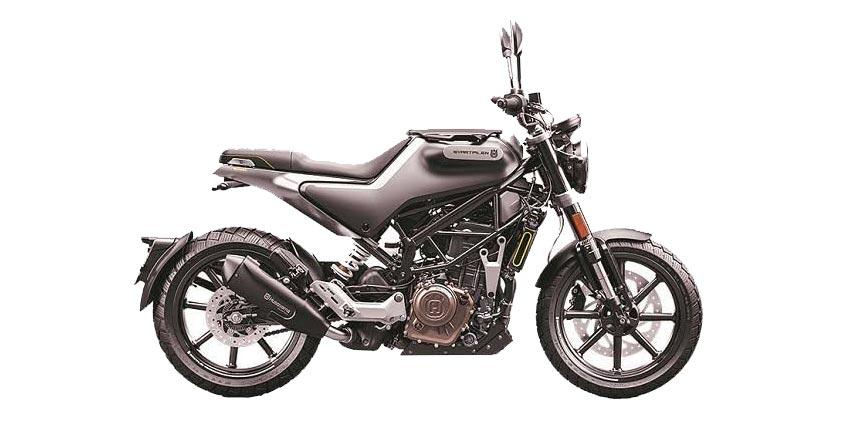 Bajaj Auto brings Husqvarna premium motorcycle brand to India