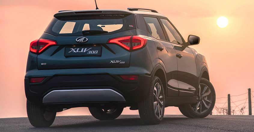 Mahindra launches attractively priced XUV300 | Video